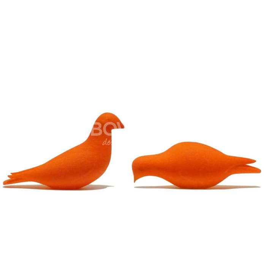 Duo de marque-pages PERO / Orange / Studio Macura