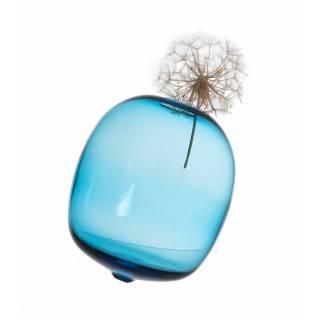 Vase GHIANDA bleu - Filomen
