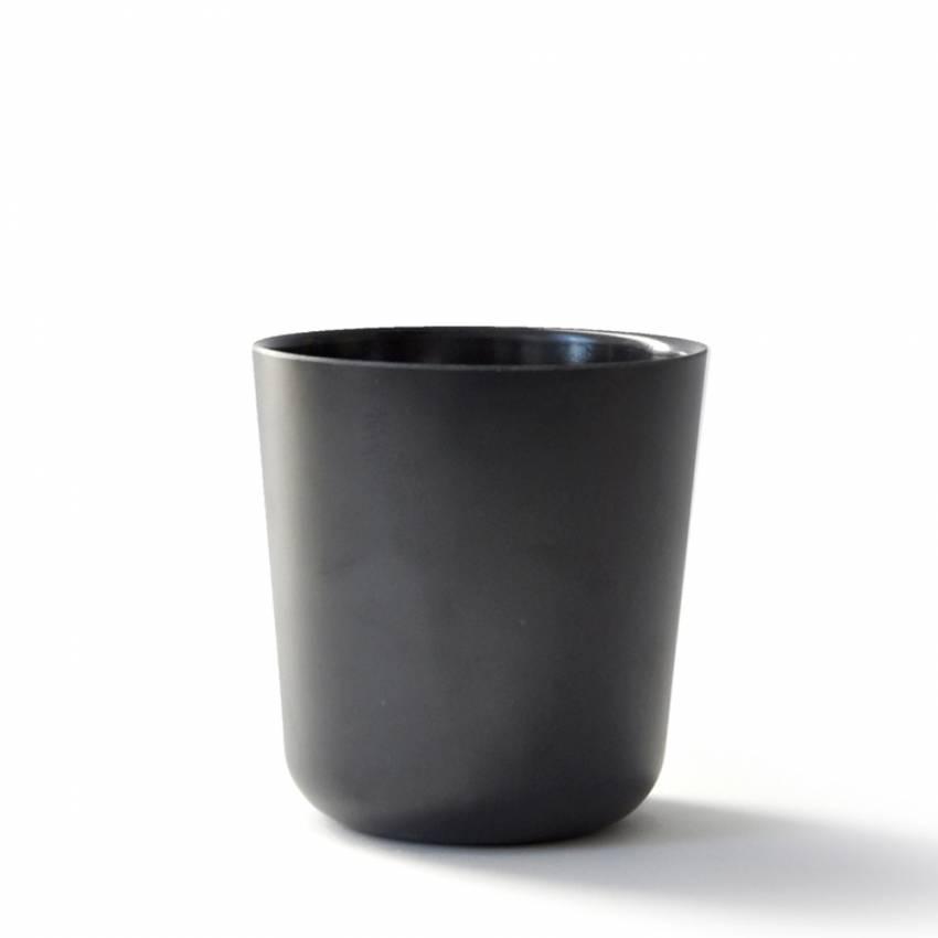 GUSTO BIOBU le verre bambou noir - Ekobo