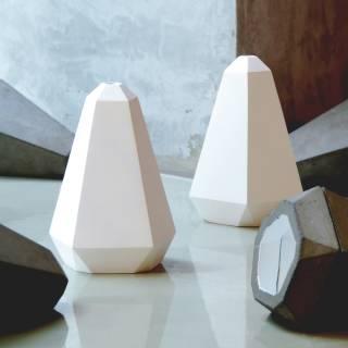 Suspension en plâtre PORTLAND PLASTER / Blanc / Innermost
