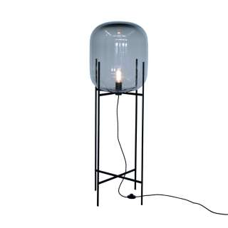 Lampe ODA BIG / Gris base noir