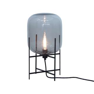 Lampe ODA SMALL / Gris base noir