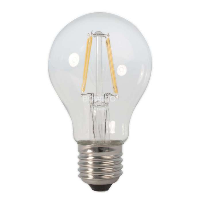 Ampoule LED full glass filament / culot E27