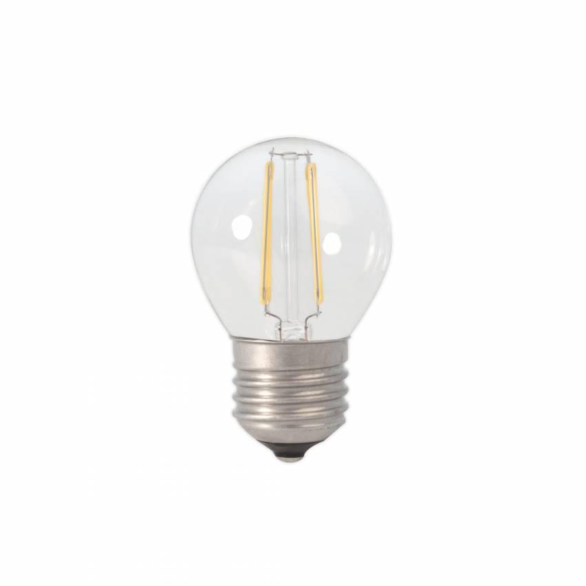 Ampoule LED volgas filament / culot E27