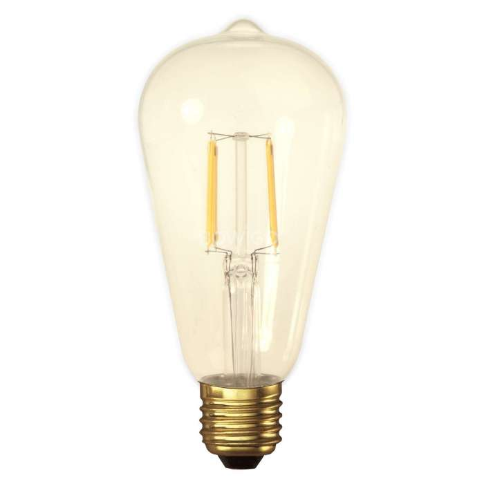 Ampoule LED ball full glass filament / culot E27