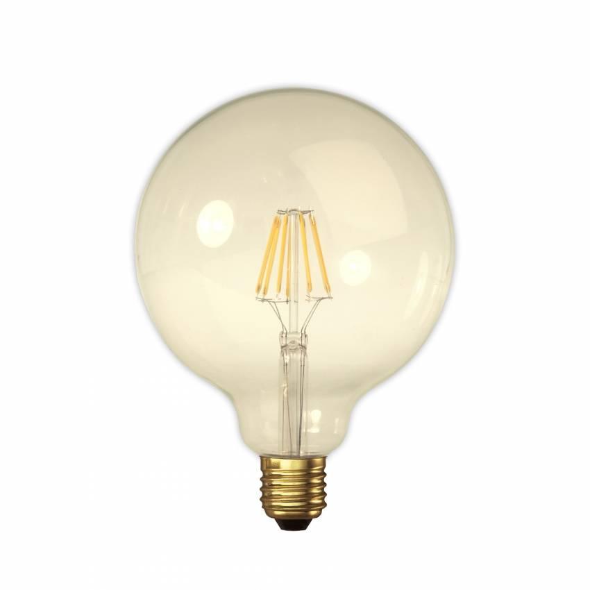 Ampoule LED globe verre clair filament / culot E27