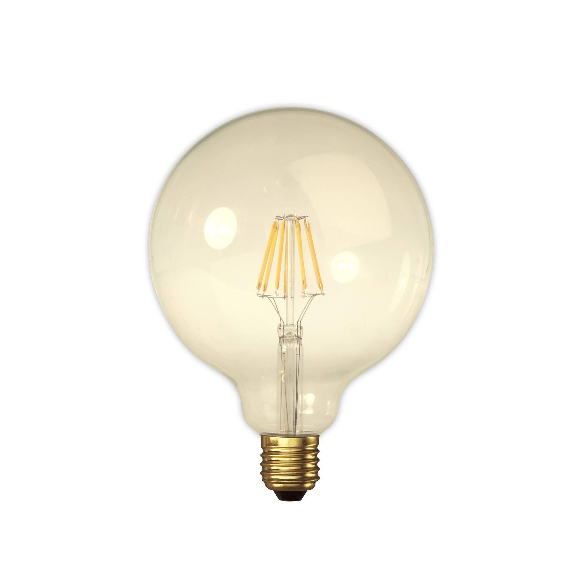 Ampoule globe or led avec culot e27 - Ampoule globe led ...
