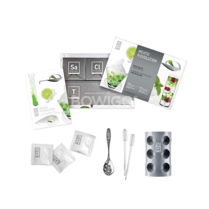 Box culinaire : Mojito R-ÉVOLUTION