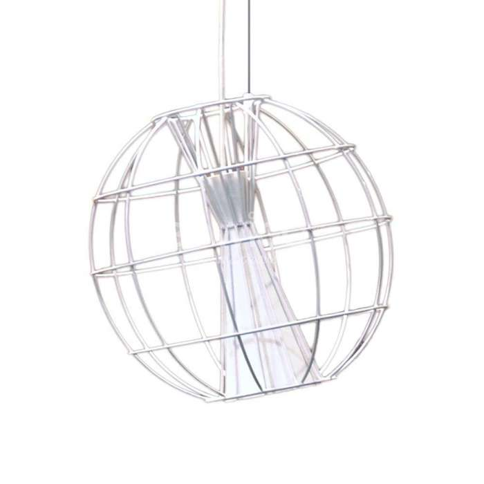Luminaire Innermost - Suspension Latitude blanc