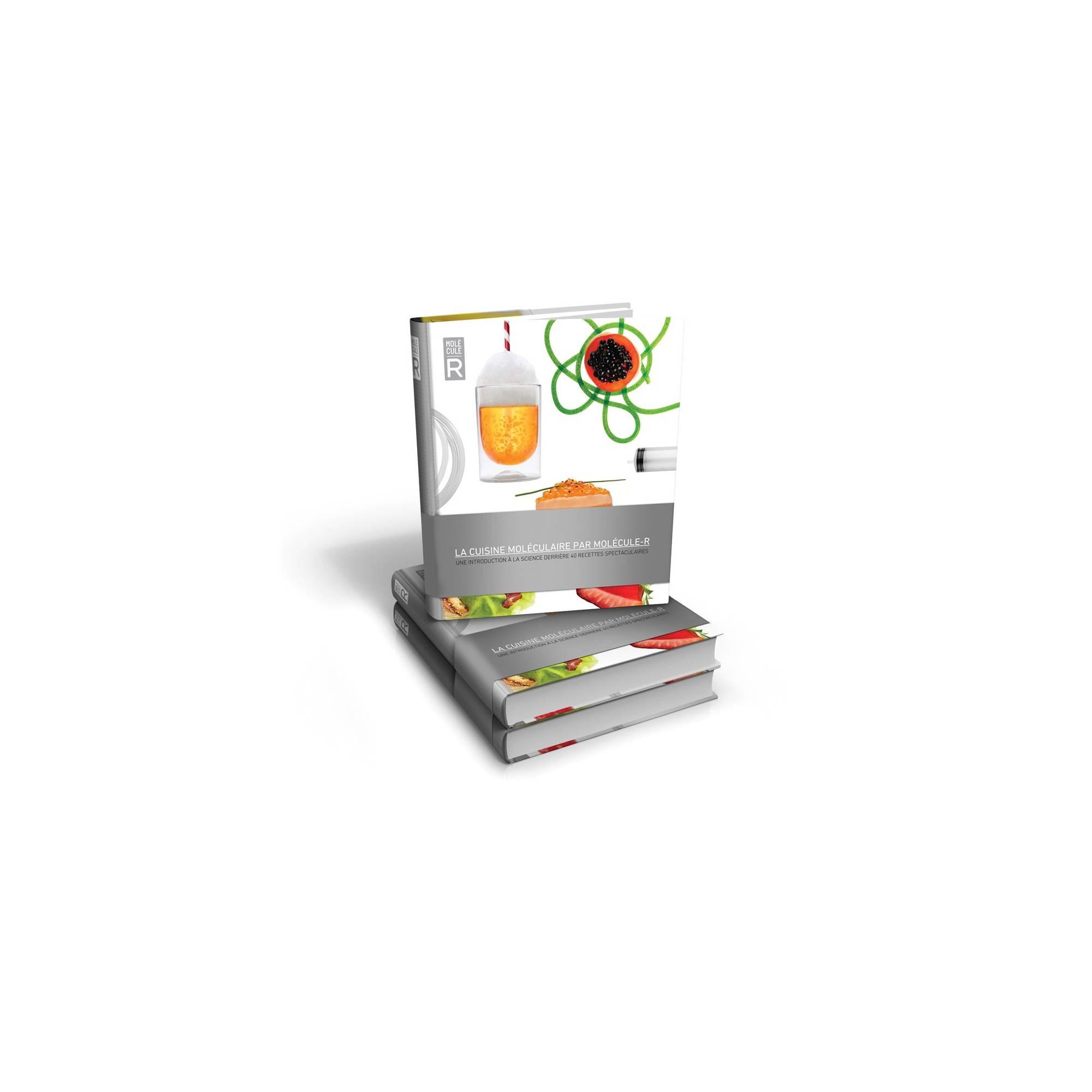mol cule r livre de recettes pour cuisine mol culaire. Black Bedroom Furniture Sets. Home Design Ideas