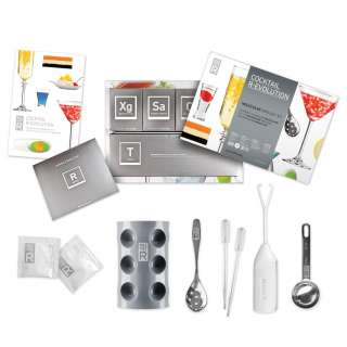 Kit Box Complet / COCKTAIL Moléculaire
