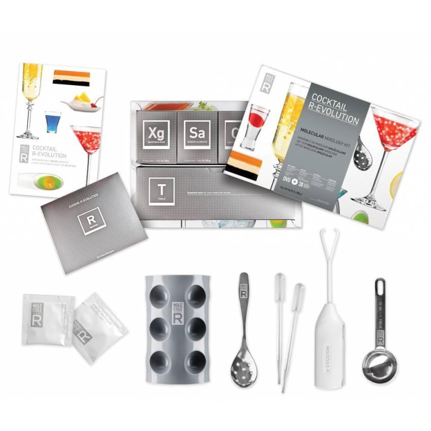 Kit Box Complet / COCKTAIL Moléculaire
