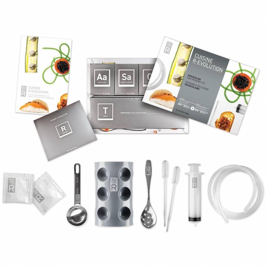 Box Cuisine R-Evolution - Molécule-R