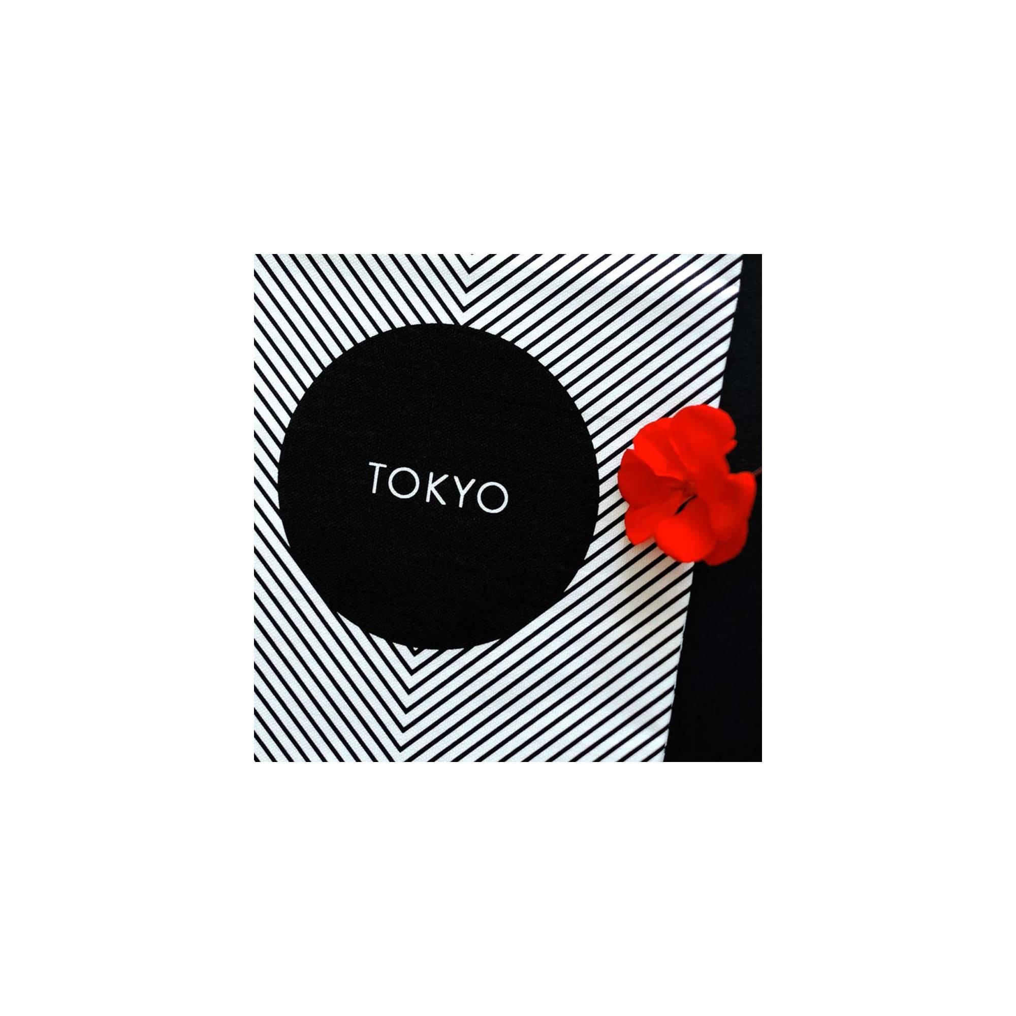 hjem linge de maison torchon vaisselle tokyo. Black Bedroom Furniture Sets. Home Design Ideas