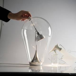 Luminaire Studio Italia - Lampe à poser BLOW en verre soufflé