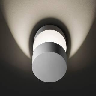 Luminaire Studio Italia - Applique LED murale PIN-UP blanc