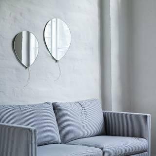 Miroir BALLON 2 hauteur - Déco EO Danemark