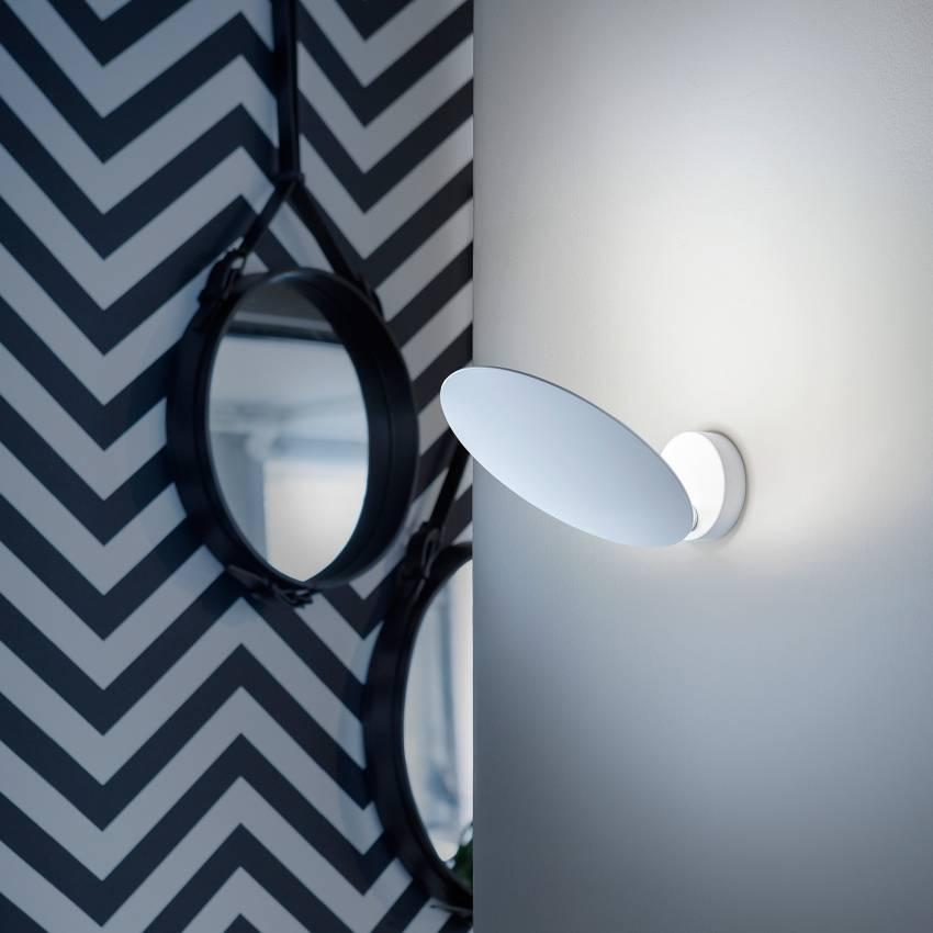 Luminaire Studio Italia - Applique LED murale PUZZLE ROUND