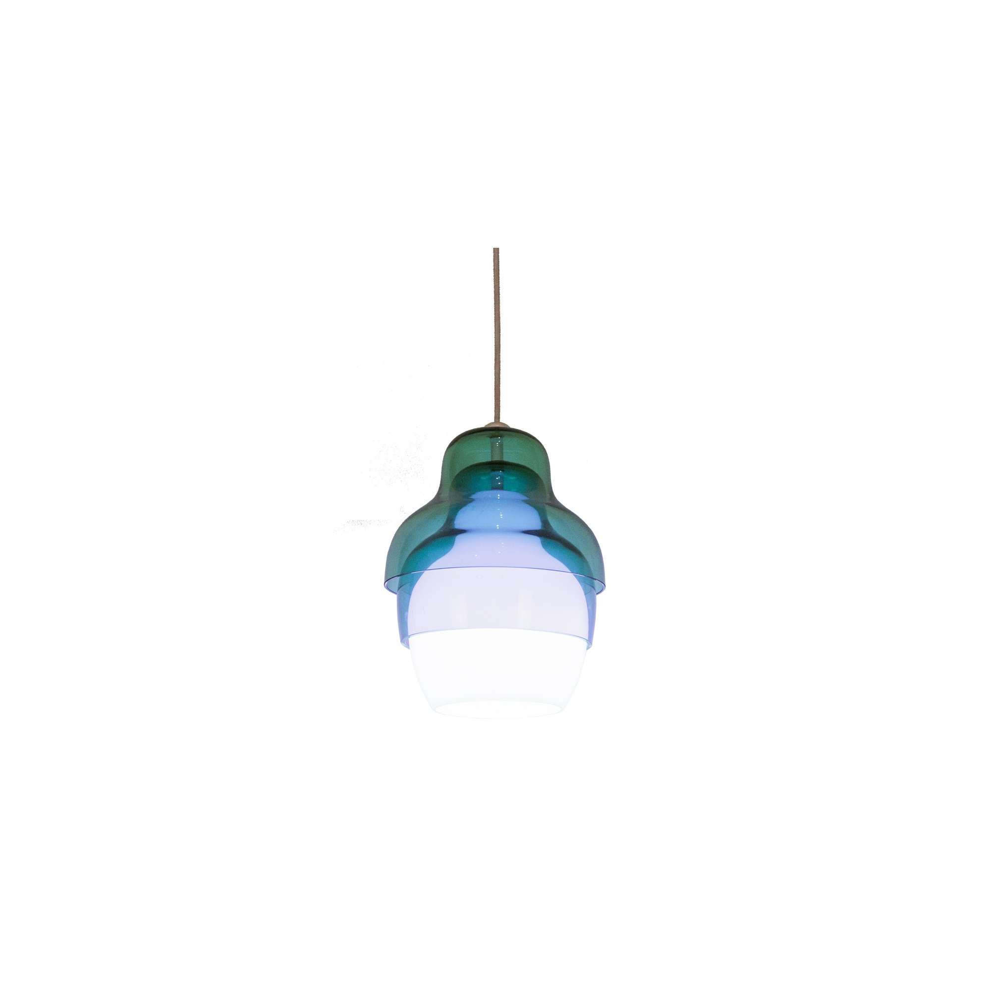 Innermost / Suspension Matrioshka bleu