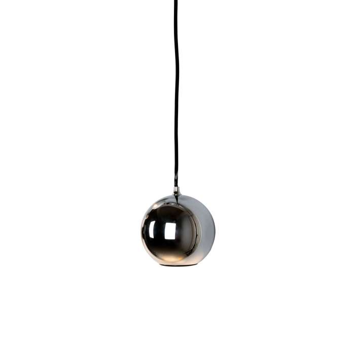 Suspension LED Boule chrome - Luminaire Innermost