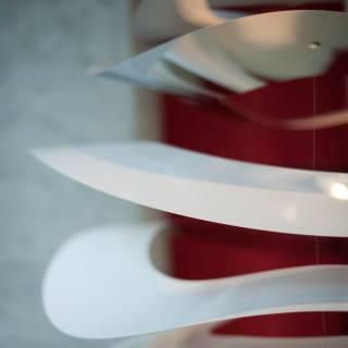 Suspension en métal LED BUCKLE / Innermost