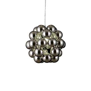 Suspension LED Beads chrome - Luminaire Innermost