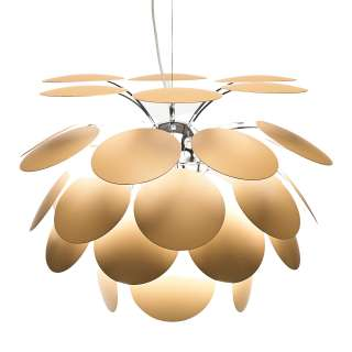 Suspension Discoco beige mat - Luminaire Marset