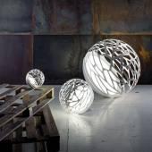 Lampes à poser KELLY / Blanc / D.18, 40 et 80 cm