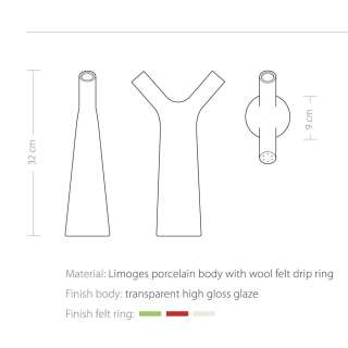 BOCA : bouteille et arrosoir / Vert / Studio Macura