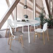 Table à manger BCN / Ø. 1 m
