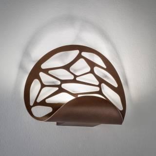 Applpique led KELLY bronze - Luminaire Studio Italia