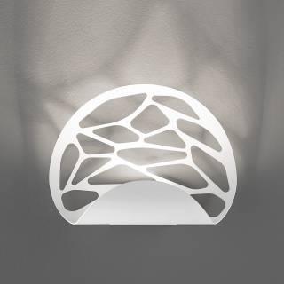 Applique led KELLY blanc - Luminaire Studio Italia
