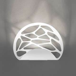 Applique led KELLY blanc - Luminaire Studio Italia