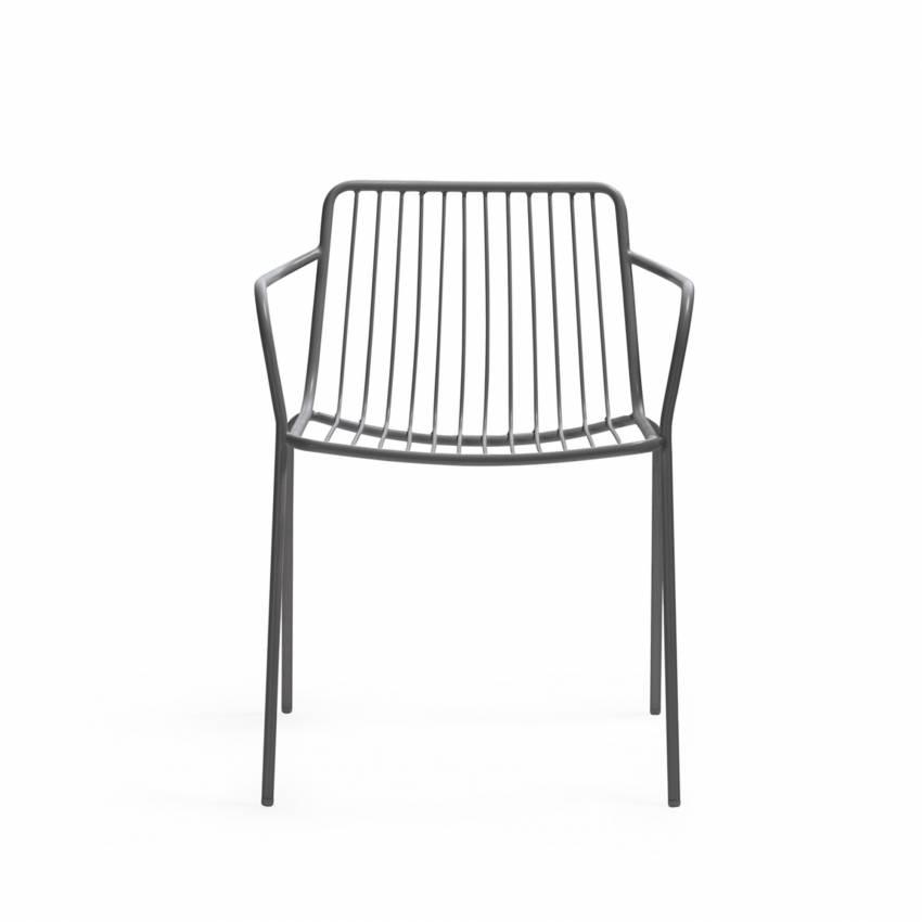 chaise de jardin nolita 3655 pedrali - Chaise Exterieur