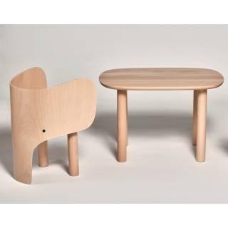Table ELEPHANT en bois de hêtre - Mobilier EO Danemark