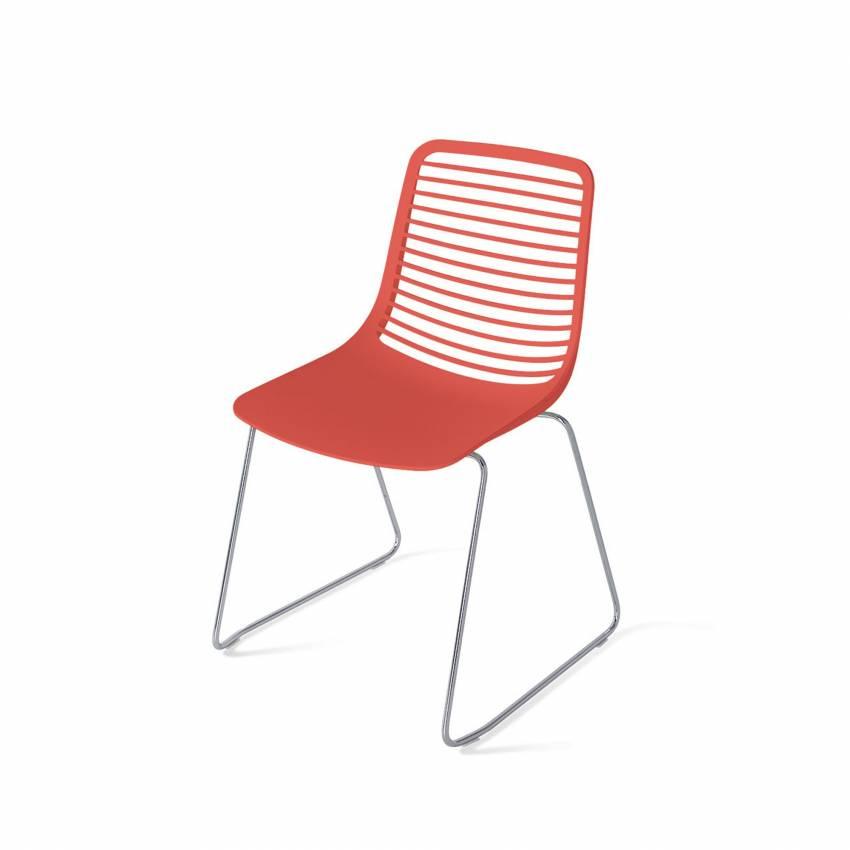 Chaise MINI Wire 6 coloris - Parri design