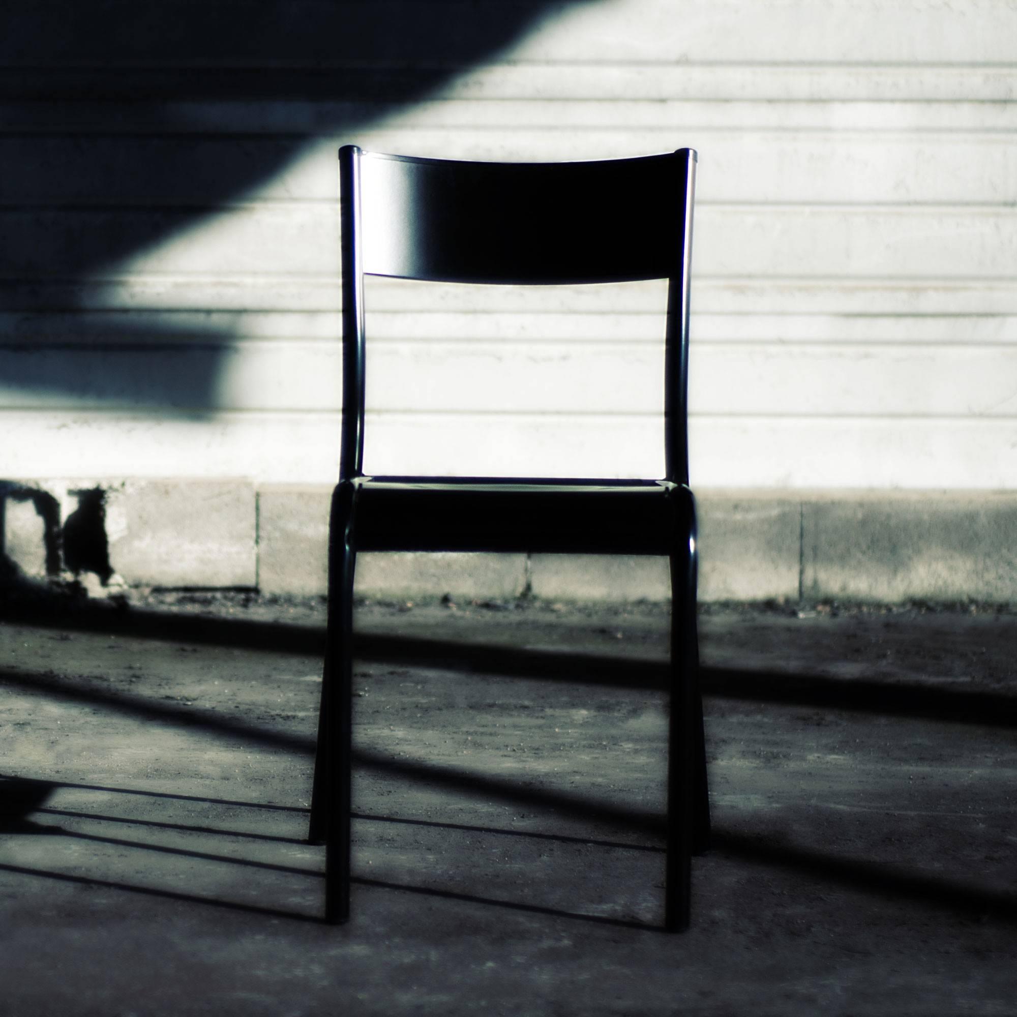 Chaise D École Mullca la 510 originale / chaise d'écolier originale vintage