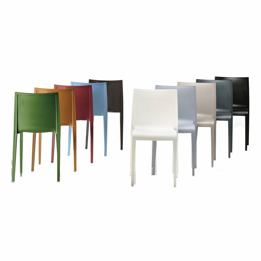 Chaise outdoor NASSAU 10 coloris