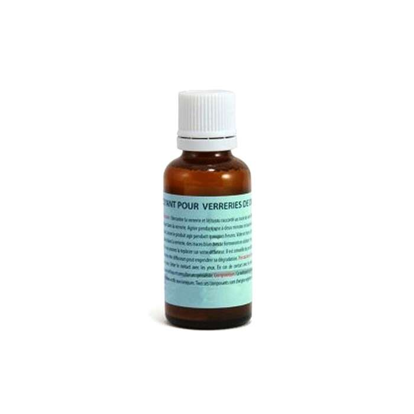 Diffuseur d'huiles essentielles ONA et nettoyant / Noir
