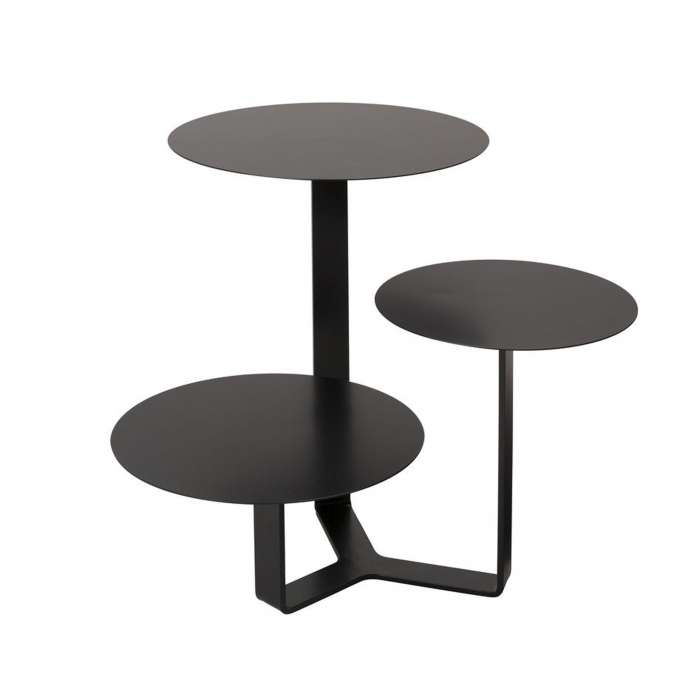 Table basse TRILOGY / Noir