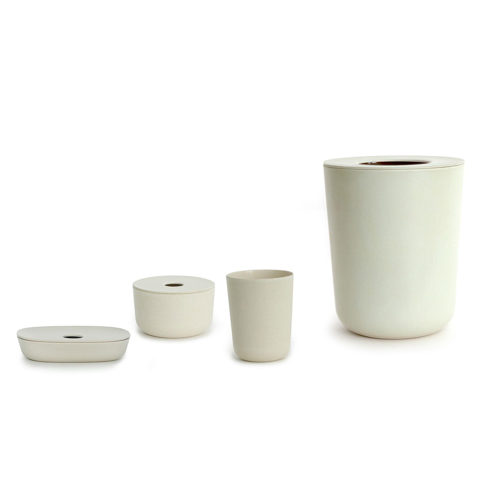 Catalogue Keuco Salle De Bain ~ ekobo set de salle de bain bano blanc ivoire