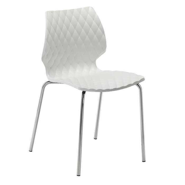 Chaise outdoor UNI 4 pieds