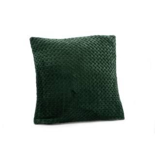 Plaid damier FORET Vert foret 130x170 / Cades amadeus