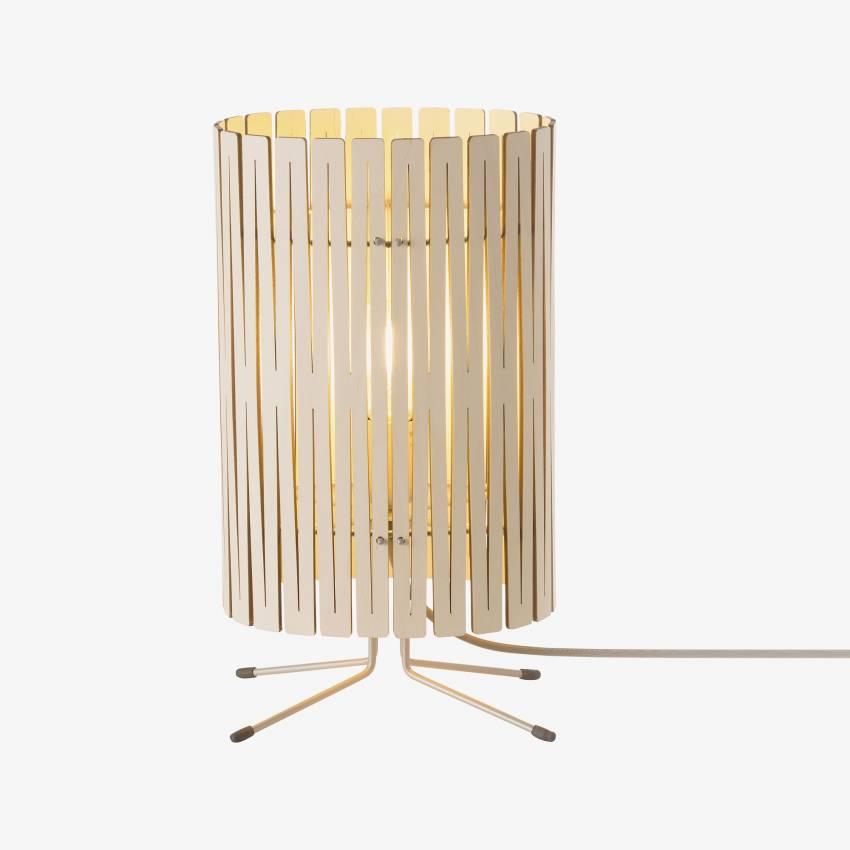 Graypants / Lampe à poser carton T2 blanc