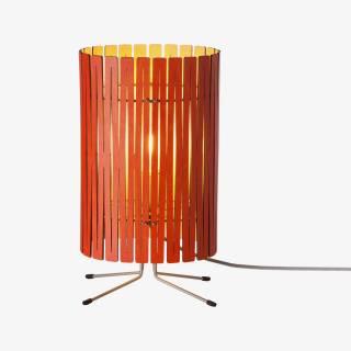 Graypants / Lampe à poser carton T2 orange