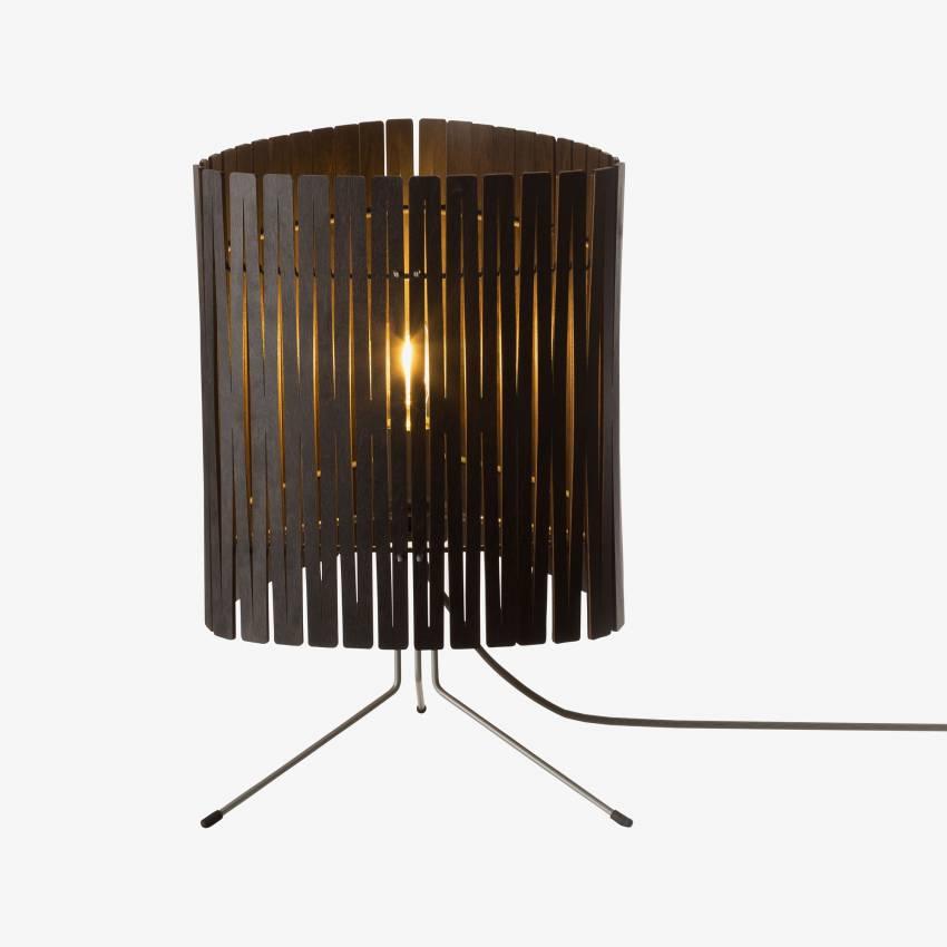 Graypants / Lampe à poser carton T3 noir