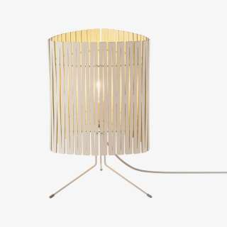 Graypants / Lampe à poser carton T3 blanc