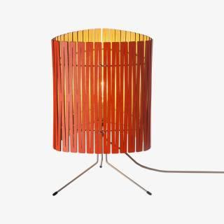 Graypants / Lampe à poser carton T3 orange