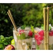 Pailles BAM BAM en bambou bio - Cookut