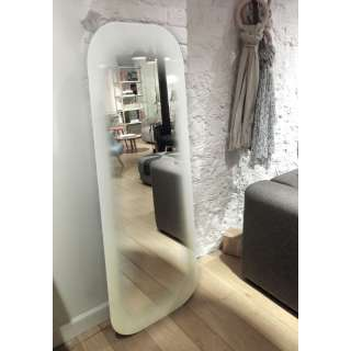 Miroir long FADING / Blanc